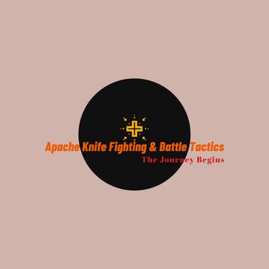 Apache Knife Fighting & Battle Tactics
