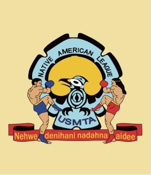United States Muay Thai Association (USMTA) - Native American League (NAL) Flag