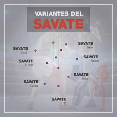 French Savate Family Arts