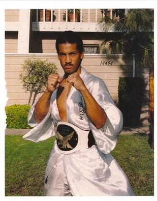 Rod Kei, former 3x World Champion Kickboxer and Savate World Champion