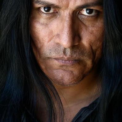 Alan Tafoya, 2x Soldier of Fortune Knife Champion, Apache