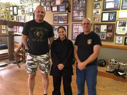 Blocker Academy of Martial Arts, Oberlin, Kansas (students)