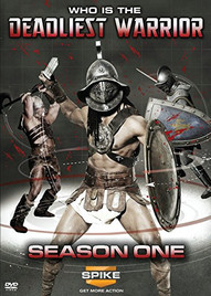 Deadliest Warrior Season 1, Episode 1, Apaches versus Gladiators featuring Apache Warriors: Snake Blocker and Alan Tafoya