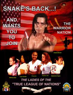 Snake is Back! - Native American League (NAL)