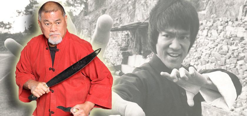 Sifu Richard Bustillo, 1st Generation student of Bruce Lee
