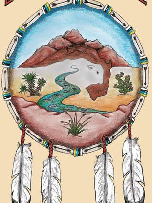 Lipan Apache Tribe of Texas Shield
