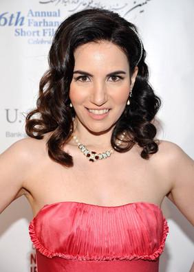 Vida Ghaffari, Martial Artist, Actress