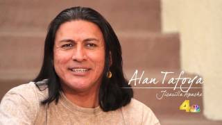 Alan Tafoya, featured on Deadliest Warrior Apaches versus Gladiator with Snake Blocker