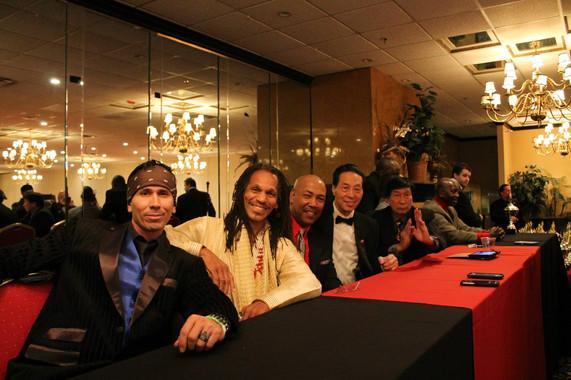 Martial Arts Hall of Fame Grand Masters, Kung Fu Expo Awards Banquet