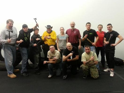 Seminar on Apache Knife Fighting & Battle Tactics