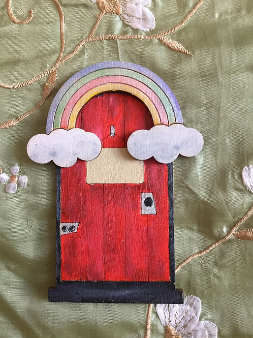 Rainbow Bridge Fairy Door