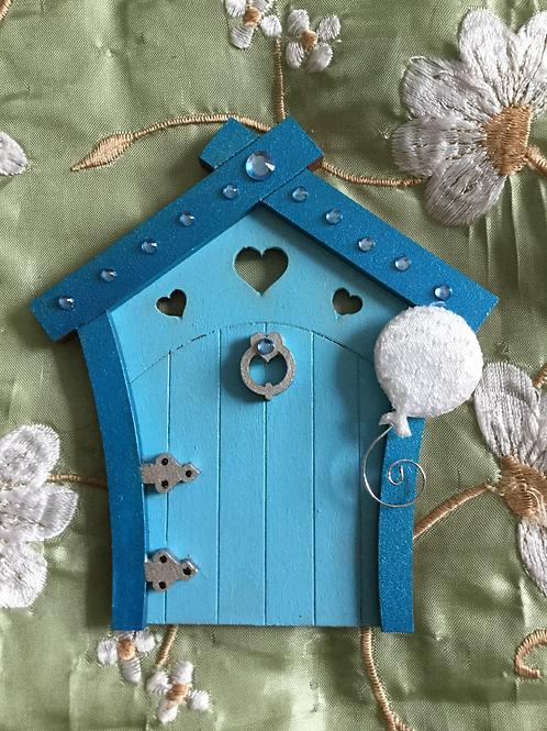 Basic Fairy Door With Balloon