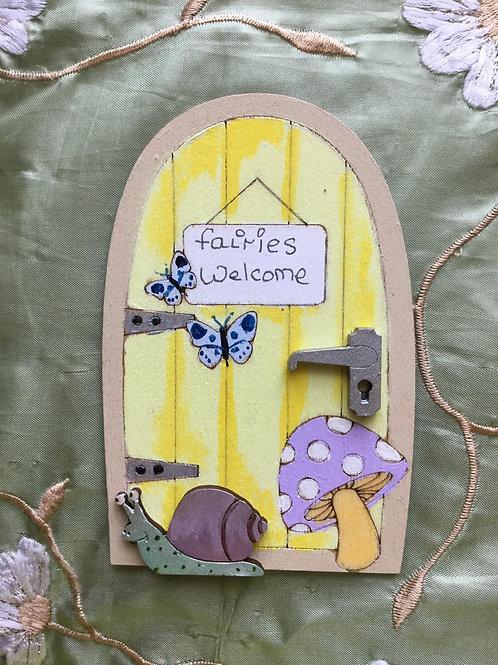 Basic Fairy Door