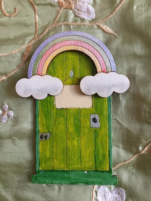 Rainbow Bridge Fairy Door