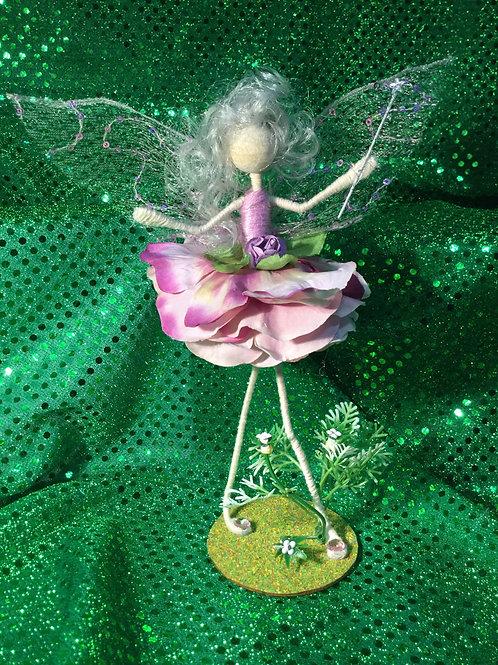 Alvina - Large Standing Fairy