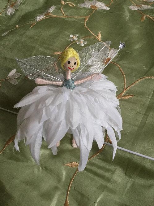 Chrysanthemum Flower Fairy Doll