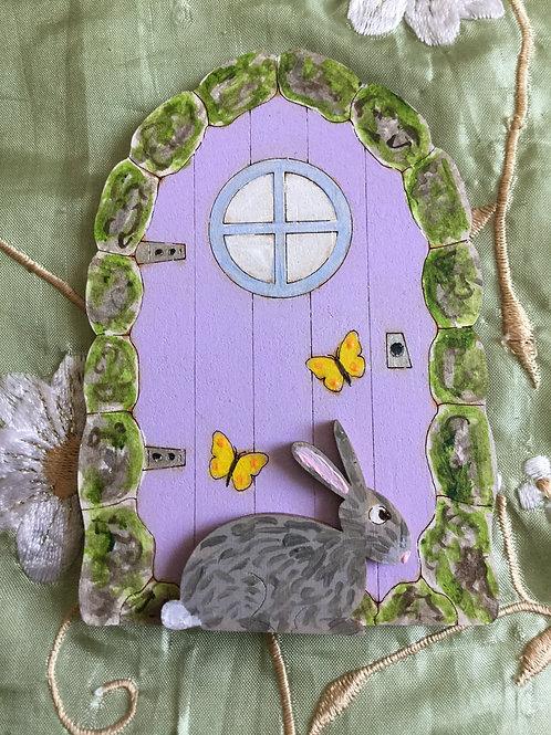 Basic Stone Edged Fairy Door