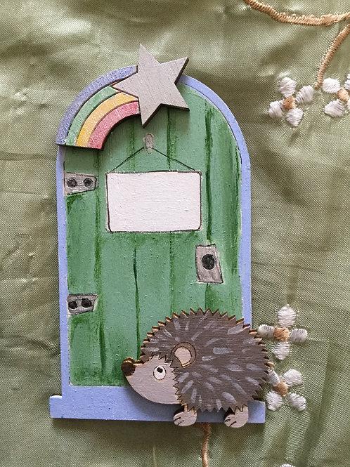 Shooting Star Fairy Door