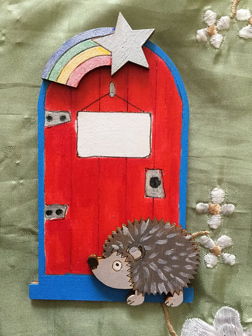 Shooting Star Fairy Door