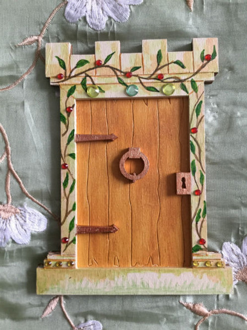 Castle Fairy Door
