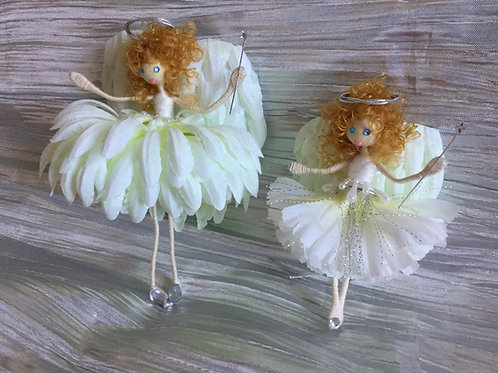 Christmas Tree Topper Angel Fairies