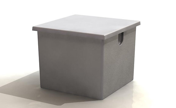 204 Litre Insulated One Piece Cold Water Storage Tank