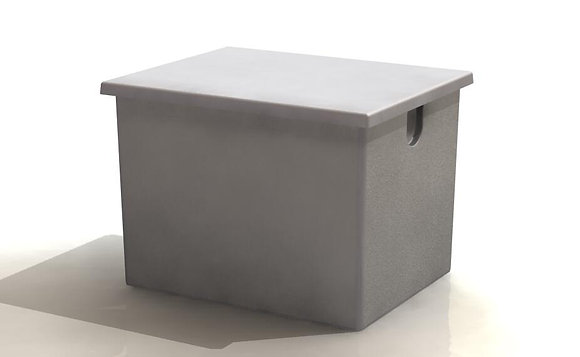 270 Litre Insulated One Piece Cold Water Storage Tank