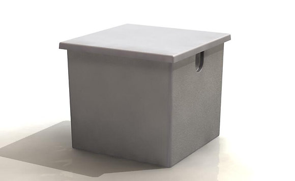 227 Litre Insulated One Piece Cold Water Storage Tank