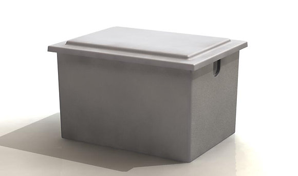 362 Litre Insulated One Piece Cold Water Storage Tank