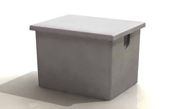 136 Litre Insulated One Piece Cold Water Storage Tank