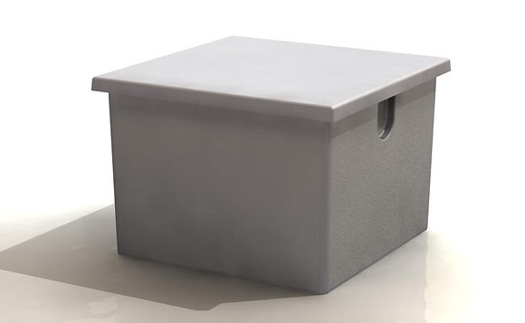 182 Litre Insulated One Piece Cold Water Storage Tank