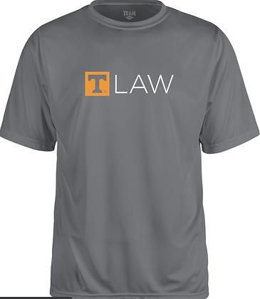 T Law Moisture Wicking Workout Shirt