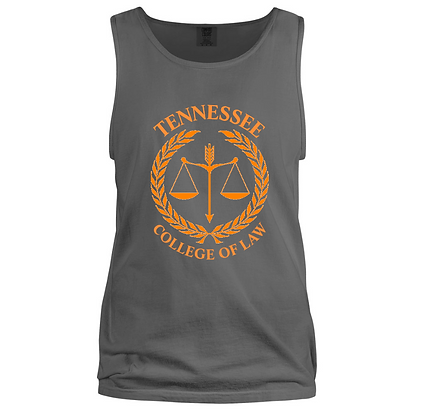 Scales Comfort Colors Pigment Dyed Tank