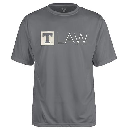 Monotone T-Law Moisture Wicking T-Shirt