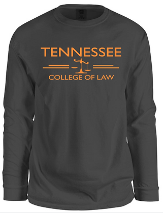 Scales of Justice Long Sleeve Comfort Colors Tee