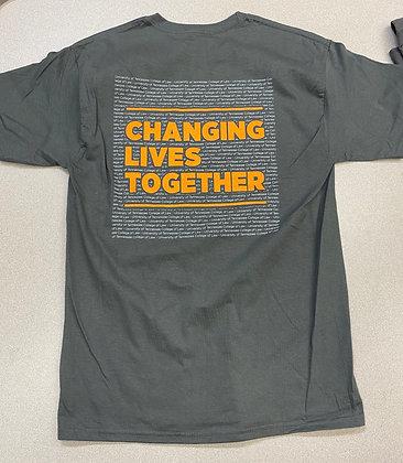 Hanes Changing Lives Together T-Shirt