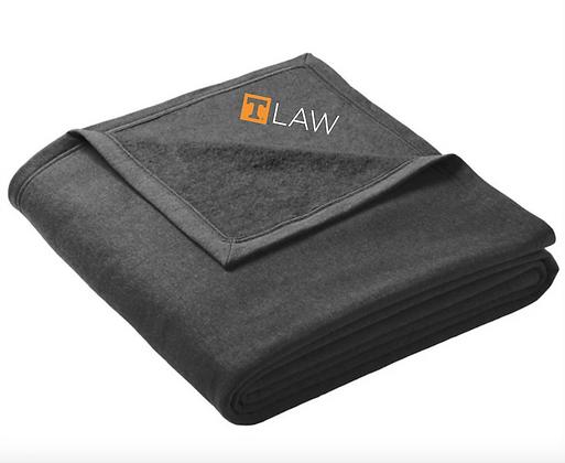 T-Law Oversized Fleece Sweatshirt Blanket
