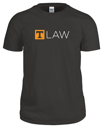 T-Law Charcoal Softblend Tee