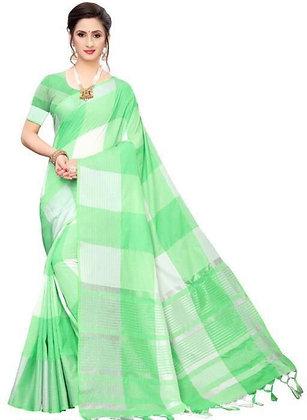 Ella Gorgeous Women's Saree