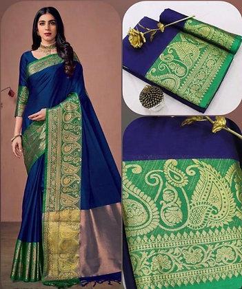 Evergreen Beautiful Designer Saree