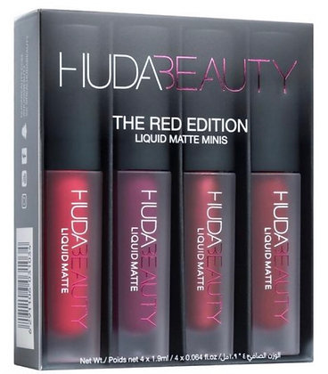 Huda Beauty - Liquid Matte Minis