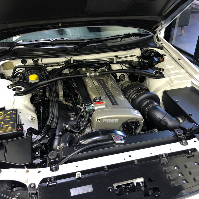 R34NUR RB28 V-cam complete