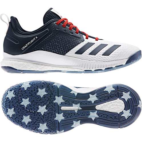 Adidas Crazyflight X3 Usa Scarpe Volley Donna/Uomo D97836