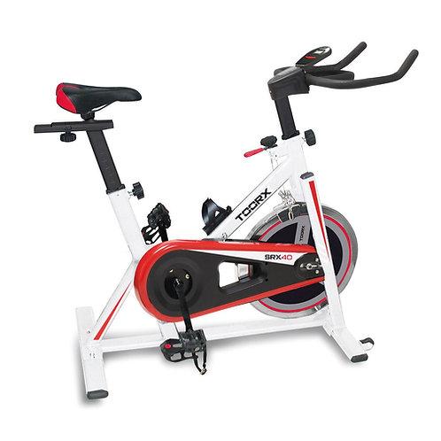 Toorx Speed Bike SRX 40S Volano 18 KG trasmissione catena