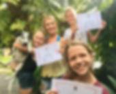 Kids Reiki in Bali