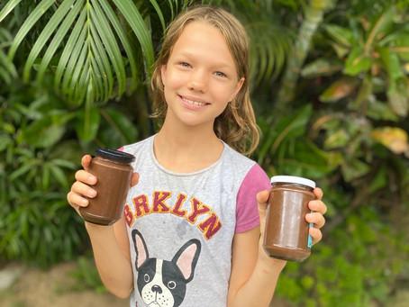 Abbie's Amazing Sugar Free Nutella Recipe!