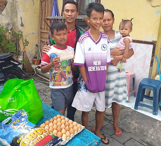 Adopt a family Bali