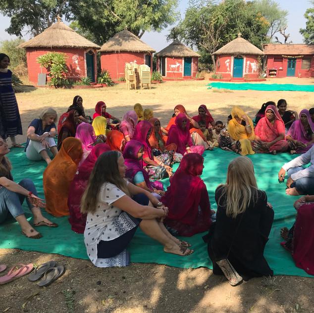 Womens Gathering Raika Journey  2018