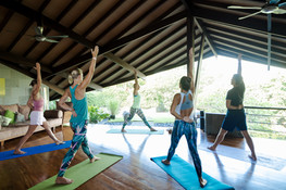 Yoga arms up pyramid .JPG