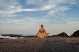 Meditation Canggu Beach